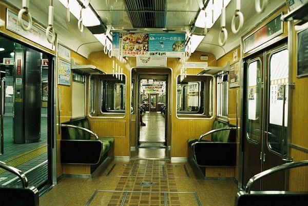 大阪の地下鉄