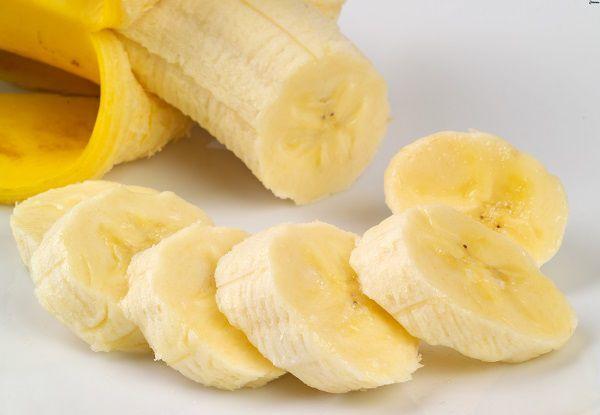 スライスバナナ