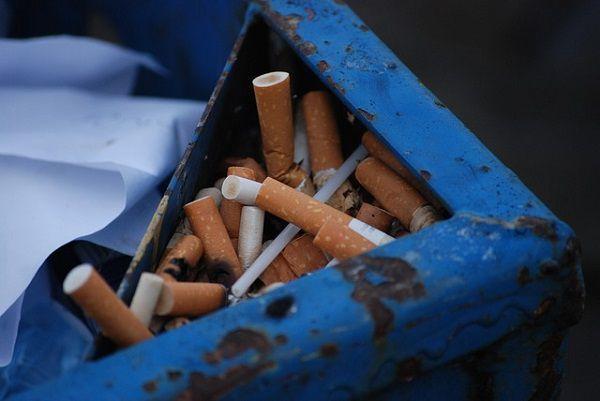 喫煙の習慣