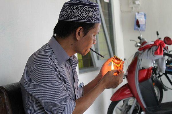 喫煙のメリット