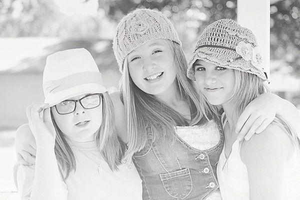 仲良し女子3人組