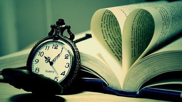 海中時計と本