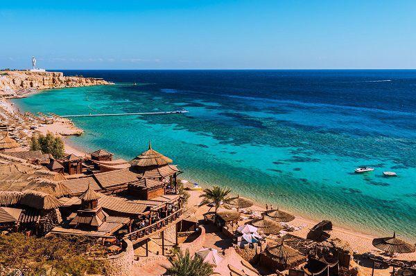 エジプトのリゾート地ダハブ