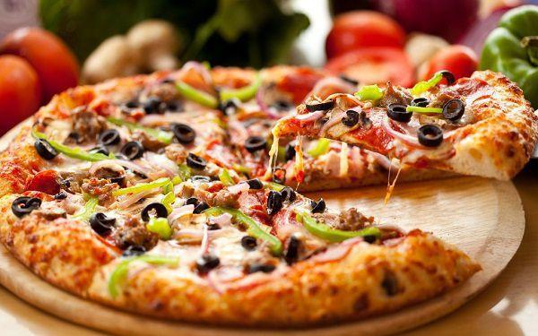 ピザの1ピース