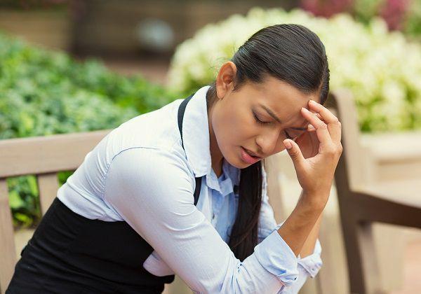 うつ病で退職した女性