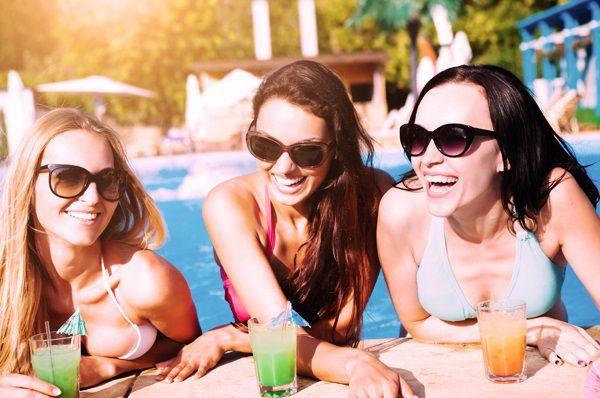 アラサー女性3人組