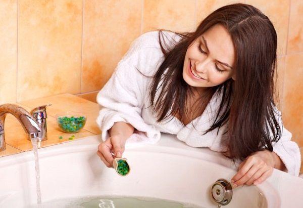 合成界面活性剤の入浴剤はNG