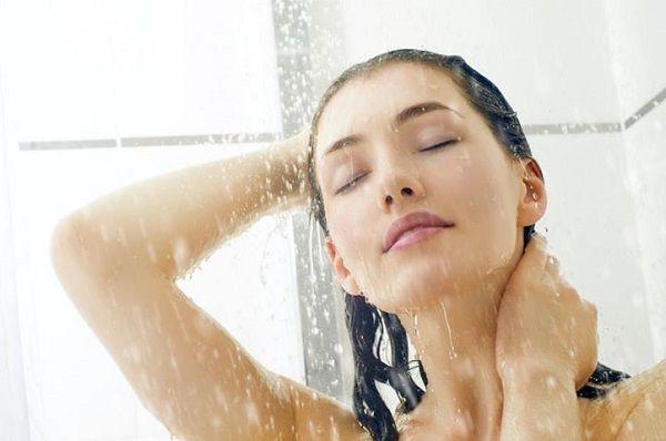 シャワーの温度