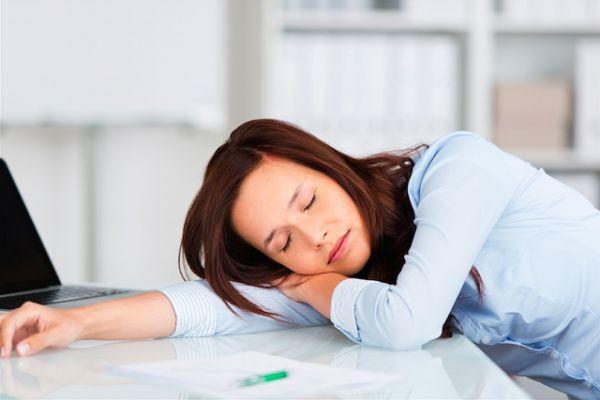 疲れやすい女性