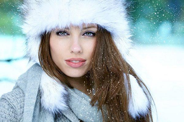 冬はお肌が乾燥する季節