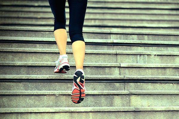 少しずつ階段を上るように
