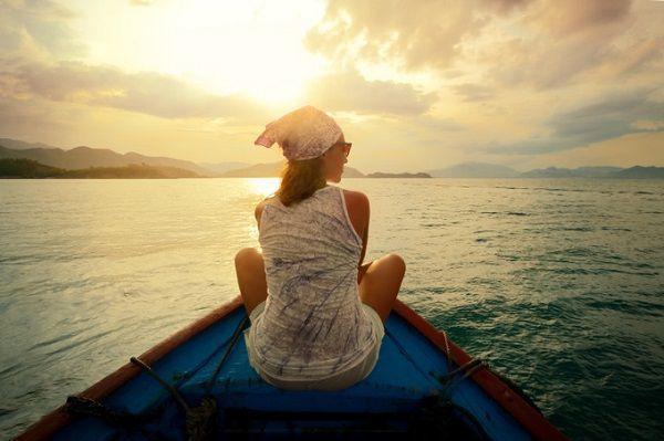 水上を冒険