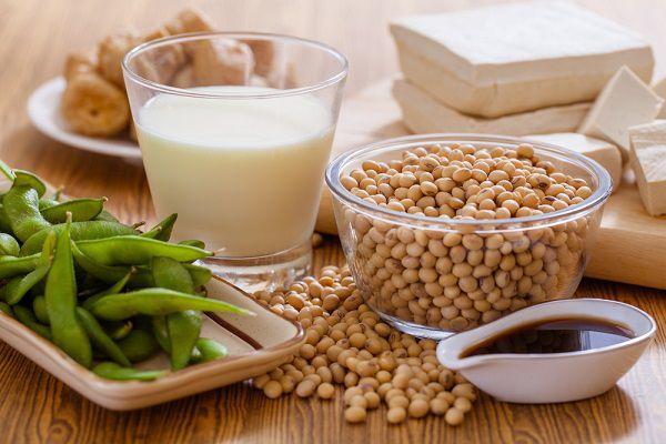 大豆イソフラボンを含む食品