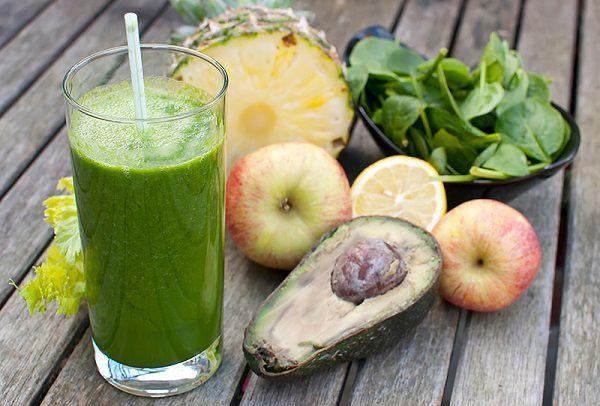 フルーツ青汁で痩せやすい体質に