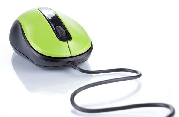 マウスの手汗対策