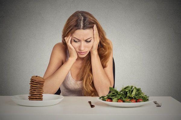 食欲を抑えるのが辛い