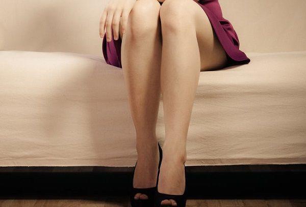 きれいな膝