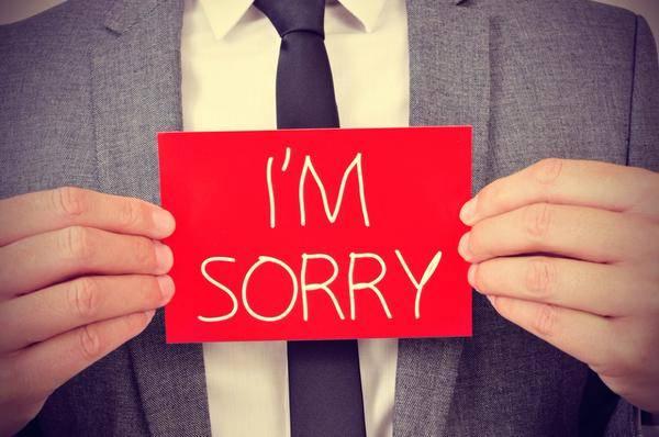 上手な謝罪の仕方