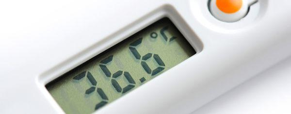 体温を上げる