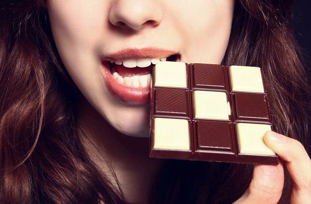 高血圧予防にチョコレート効果