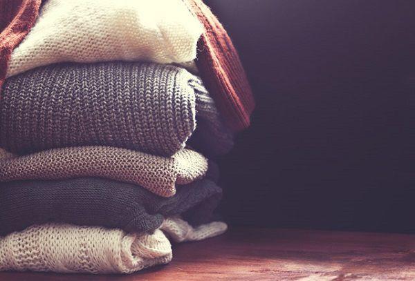 服の素材を見直す