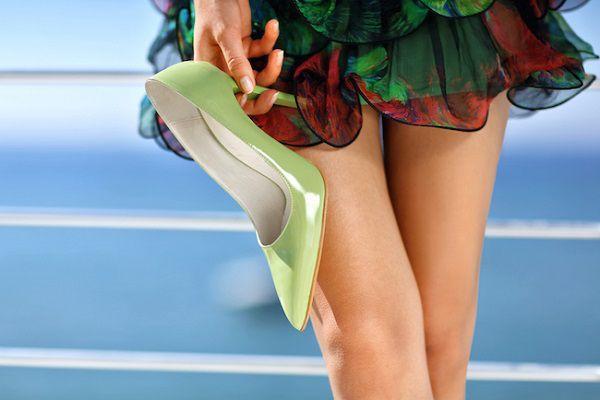 膝の黒ずみの原因