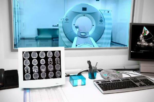 MRI検査室