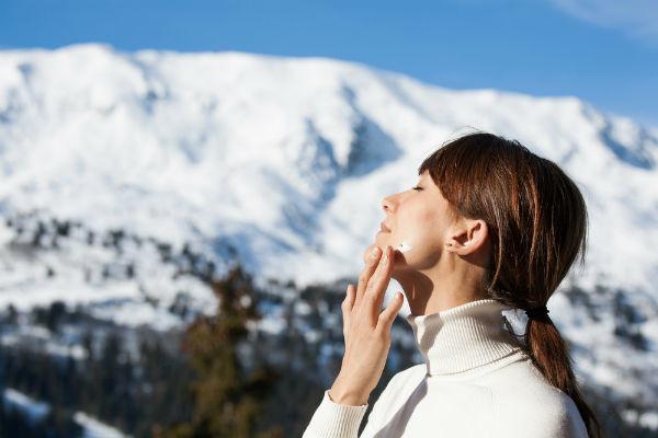 冬の紫外線対策1
