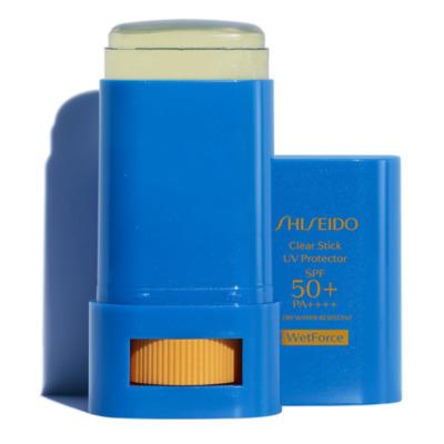 資生堂クリアスティック UVプロテクター
