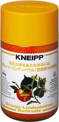 クナイプ バスソルト オレンジ・リンデンバウム〈菩提樹〉の香り